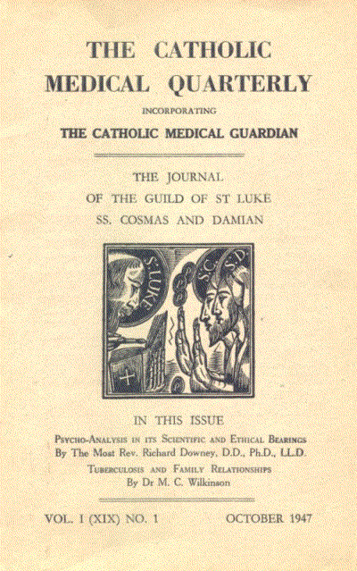 CMQ Oct 1947 Cover